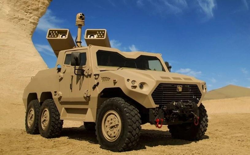 Pojazd produkcji NIMR Automotive /materiały prasowe