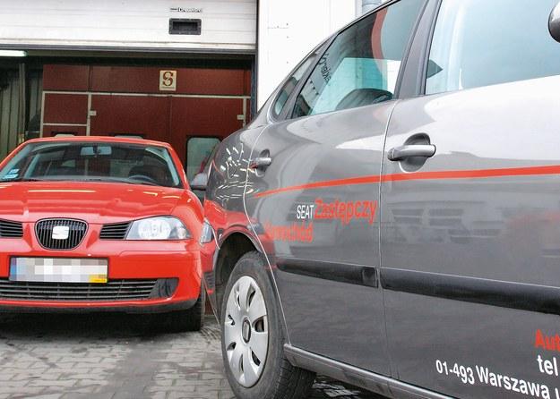 pojazd zastępczy /Motor