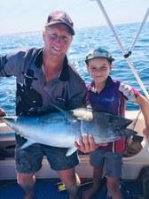Pojechali na ryby, znaleĹşli 50-letni list w butelce