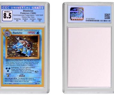 Pojedyncza karta Pokémon sprzedana za 360 tys. dolarów