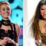 Pojedynek gwiazd: Miley Cyrus kontra Selena Gomez