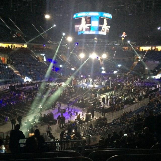 Pojedynek oglądało 17 tys. widzów /Jacek Skóra /RMF FM