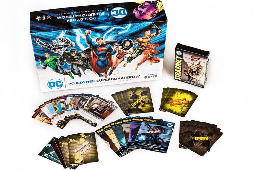 Pojedynek Superbohaterów DC /materiały prasowe