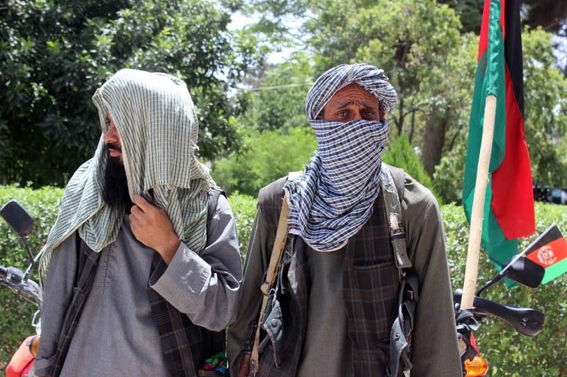 Pojmani afgańscy talibowie /Getty Images