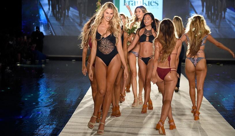 Pokaz Frankie's Bikinis 2017 /AFP