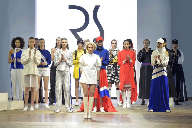 Pokaz kolekcji Ranity Sobańskiej /Jacek Kurnikowski /AKPA