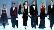 Pokaz linii Emporio Armani podczas Tygodnia Mody w Mediolanie