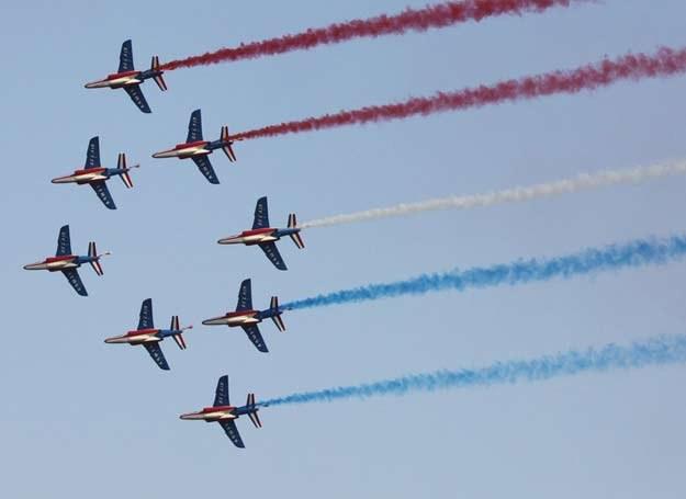 Pokaz lotniczy w Radomiu /East News