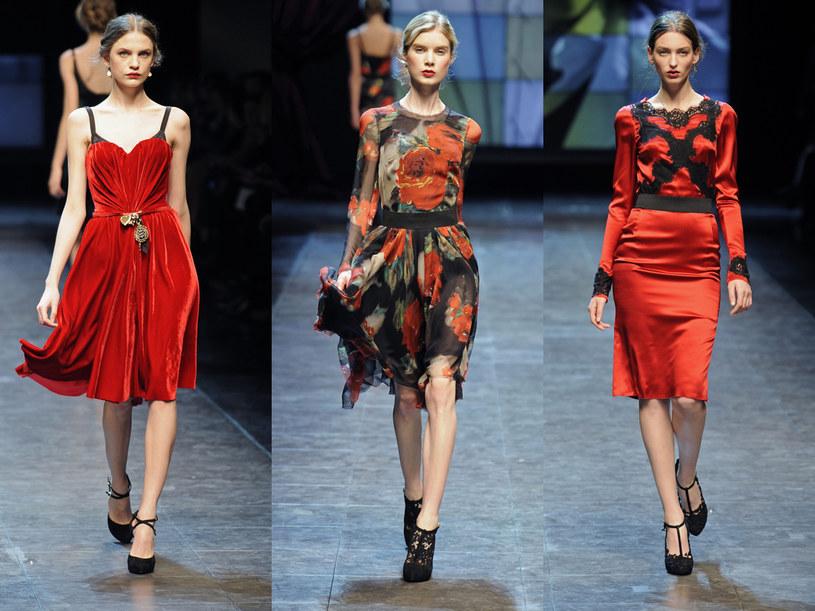 Pokaz mody Dolce&Gabbana  /East News/ Zeppelin