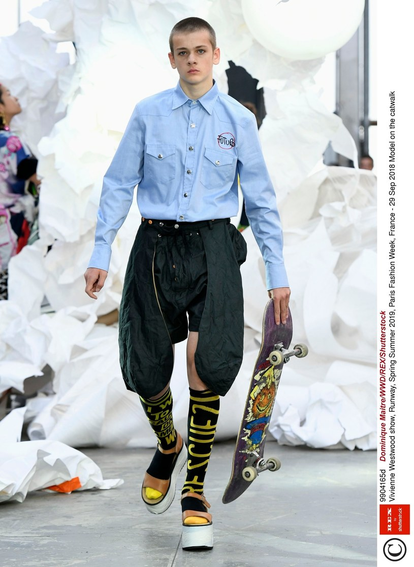 Pokaz mody Vivienne Westwood /East News
