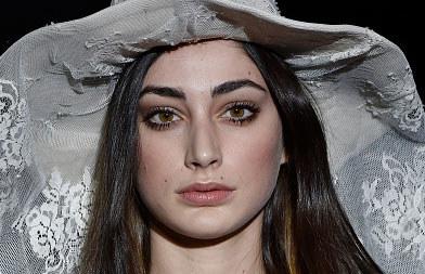 Pokaz  mody w Mediolanie. Włochy /Getty Images