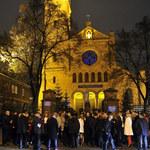 Pokaz Zienia w kościele