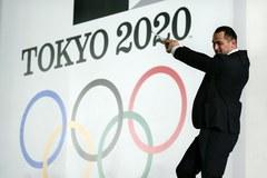 Pokazali logo igrzysk w Tokio