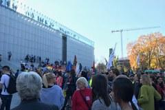 Pokazaliście, że Lublin jest wolny od faszyzmu