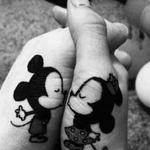 Pokażcie jak bardzo się kochacie! Tatuaże dla par!