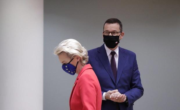 """""""Pokażemy wagę tematu"""". Przywódcy UE porozmawiają o praworządności w Polsce"""