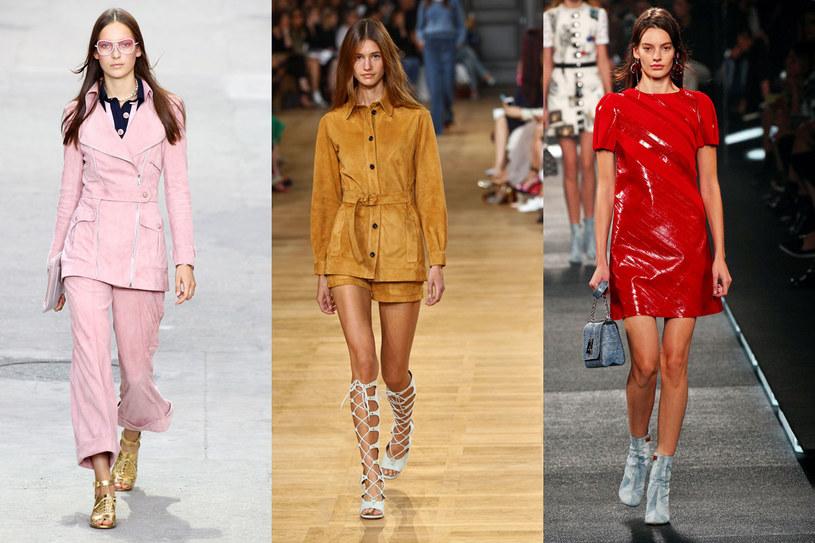 Pokazy Chanel/Chloe/Vuitton wiosna/lato 2015 /East News/ Zeppelin