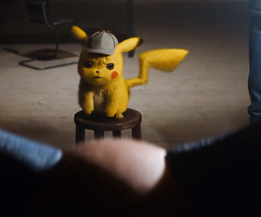 """Pokemon Detektyw Pikachu"" [trailer 2]"