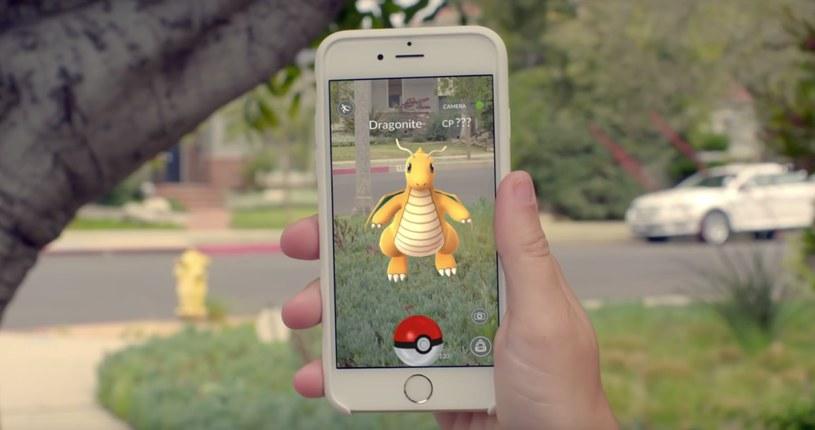 Pokemon GO robi furorę, ale... /