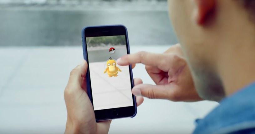 Pokemon GO stał się światowym fenomenem /materiały prasowe