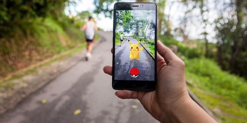 Pokémon Go /123RF/PICSEL