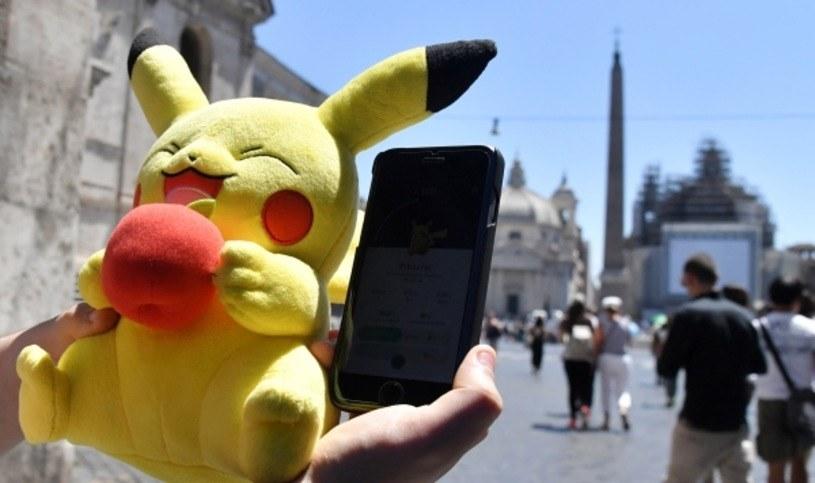 Pokemon Go /AFP