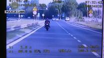 Pokłócił się z żoną i wsiadł na motocykl