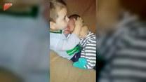 Pokochał swojego brata od pierwszego spotkania