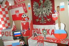Pokoje i biura gotowe na mecz z Rosją. Zobacz zdjęcia z 8. rundy konkursu