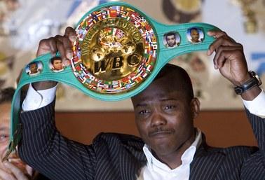 Pokonał bokserskiego mistrza, myślał o samobójstwie