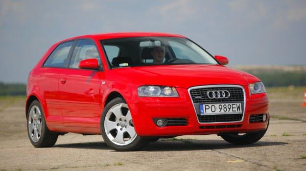 Pokrewieństwo konstrukcyjne Audi A3 z VW Golfem V oznacza dostęp do szerokiego zaplecza relatywnie tanich części zamiennych. /Motor