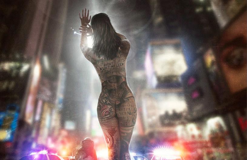 Pokrycie ciała Jamie Alexander tatuażami zajmowało ponad 7 godzin /materiały prasowe