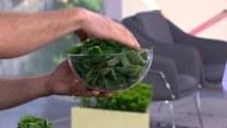 Pokrzywa na obiad? Zupa z pokrzywy, zielone risotto