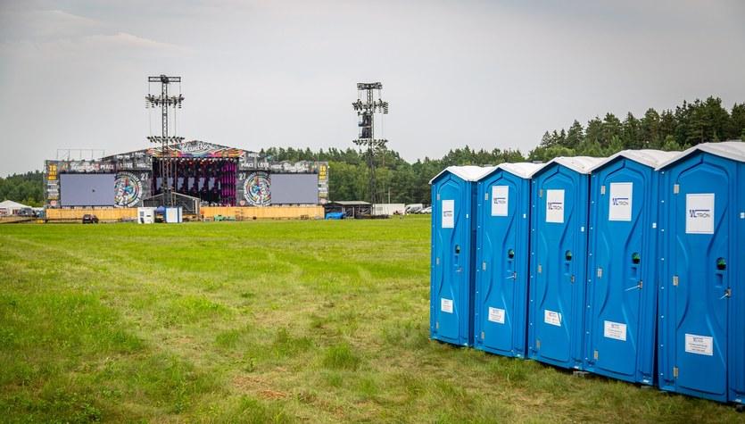 Pol'and'Rock Festival 2021: Tak wygląda festiwalowe pole. Liczby robią wrażenie!