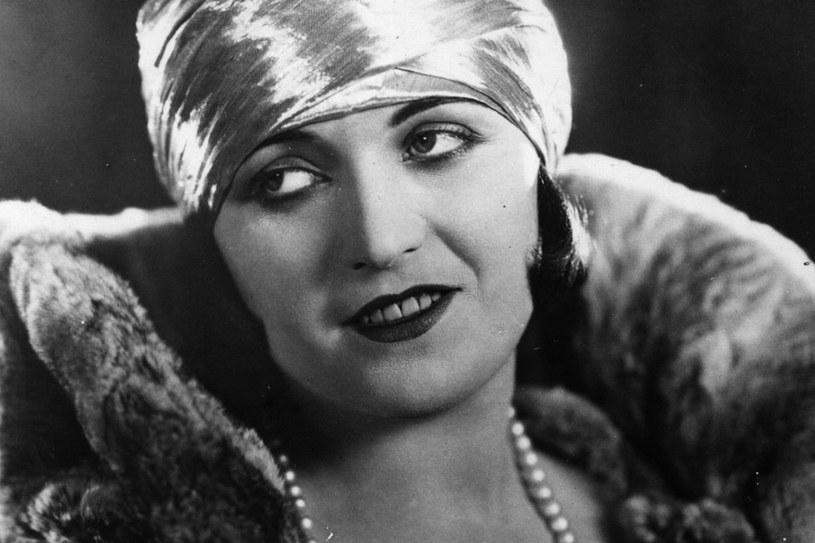 Pola Negri uwielbiała zwracać na siebie uwagę /Getty Images