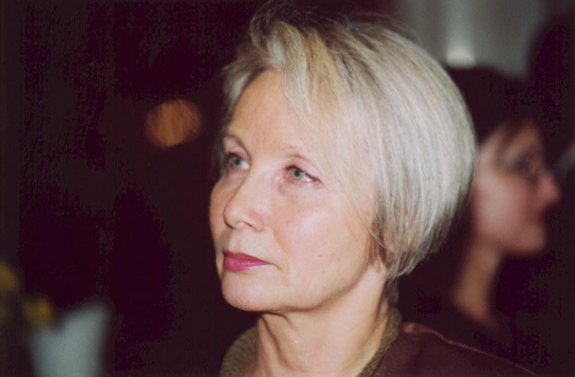 Pola Raksa w 2001 roku /AKPA