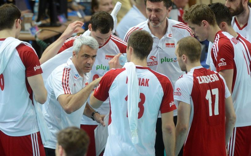 Polacy będą współgospodarzami mistrzostw Europy siatkarzy /Fot. Bartłomiej Zborowski /PAP