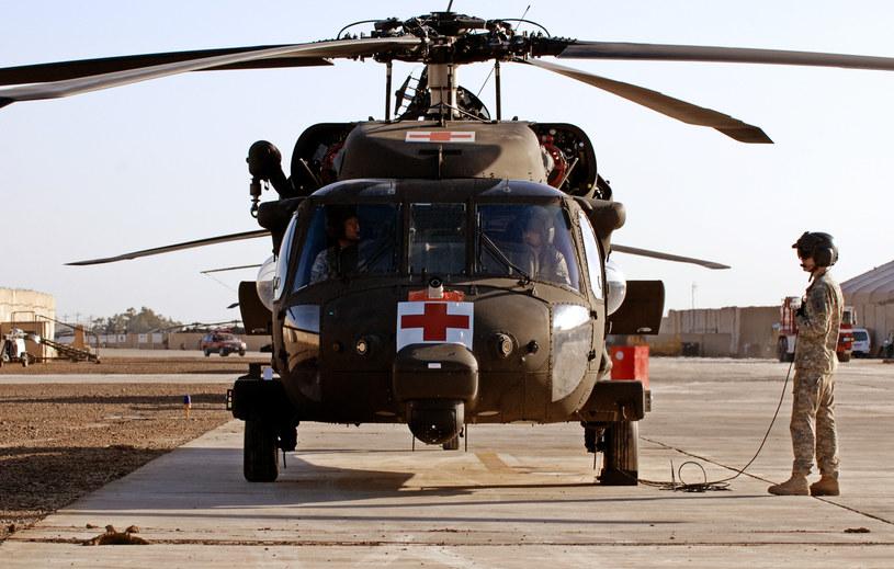 Polacy blisko współpracowali z amerykańskimi zespołami ewakuacyjnymi /Getty Images/Flash Press Media