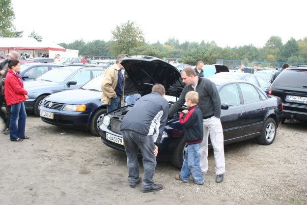 Polacy cały czas preferują samochody niemieckie /INTERIA.PL