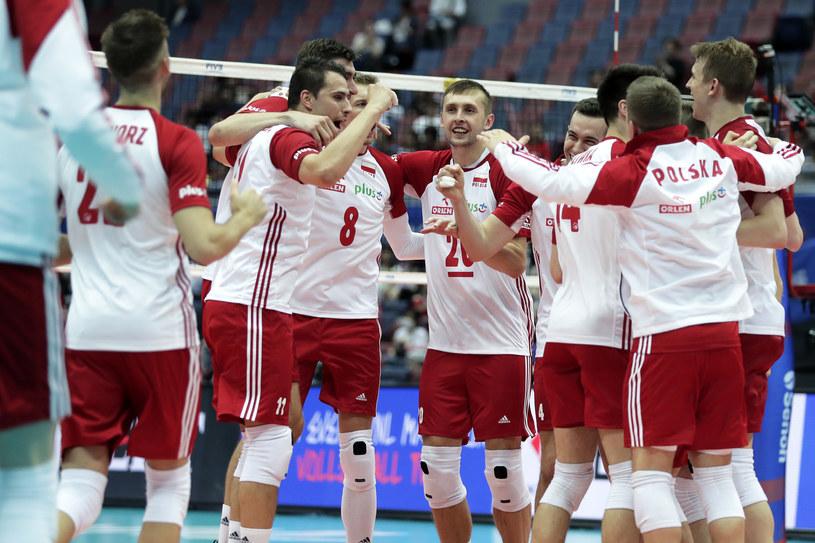 Polacy mają już na koncie osiem zwycięstw w Lidze Narodów /www.fivb.org