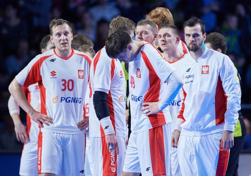 Polacy mają na koncie dwie porażki w mistrzostwach świata we Francji /Fot. Adam Warżawa /PAP