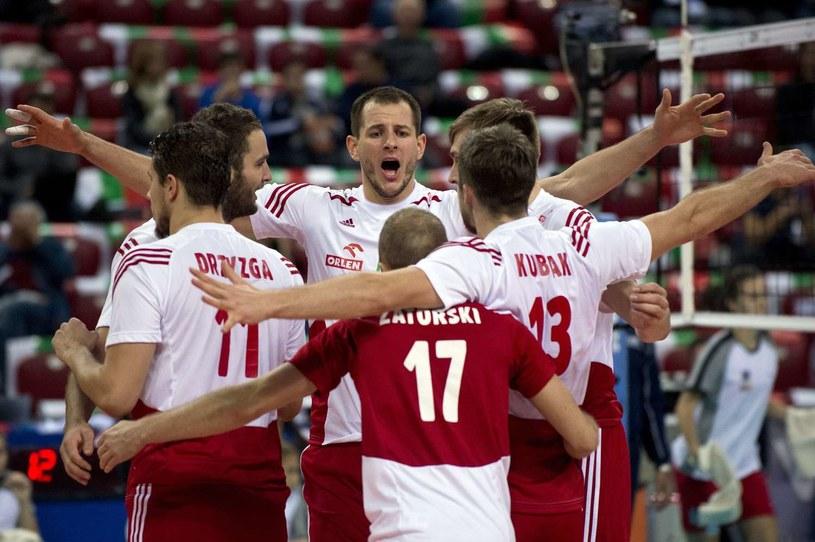 Polacy mają zapewniony występ w Final Six jako gospodarz /AFP