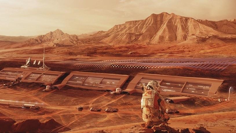 Polacy na podium konkursu na budowę pierwszej kolonii na Czerwonej Planecie /Geekweek