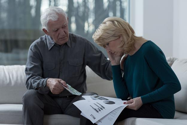Polacy nie są pewni swoich emerytur /©123RF/PICSEL