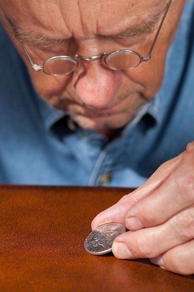 Polacy nie spodziewają się wysokich świadczeń emerytalnych /©123RF/PICSEL