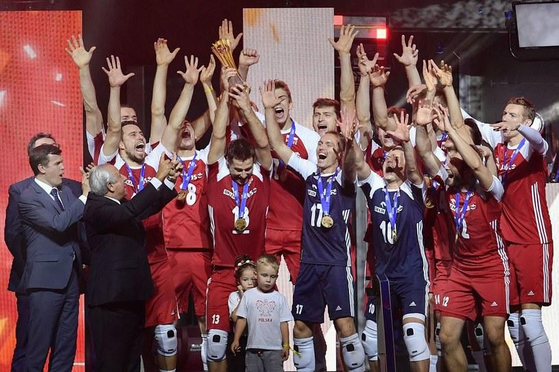 Polacy obronili mistrzostwo świata. Teraz celem jest medal igrzysk olimpijskich /AFP