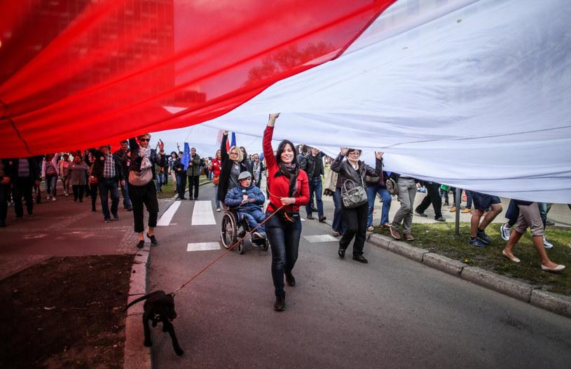 Polacy ocenili sytuację w kraju, zdj. ilustracyjne /Karolina Misztal /Reporter
