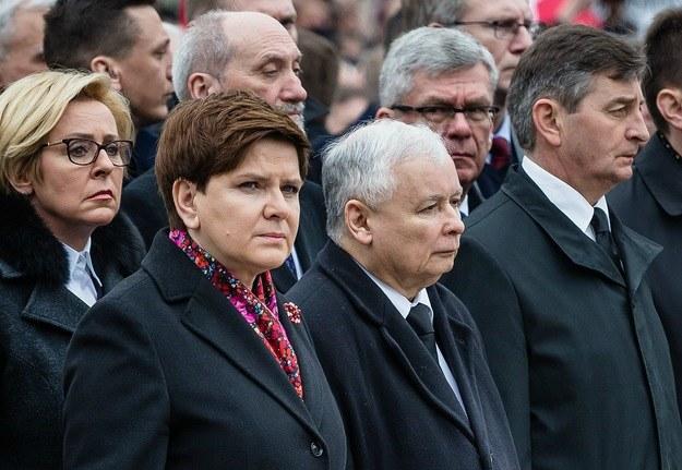Polacy ocenili sytuację w kraju /AFP