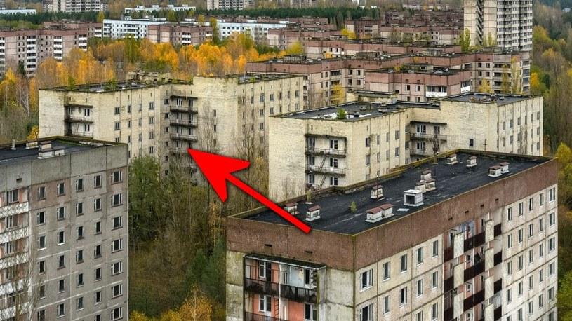 Polacy odkryli w Czarnobylu mieszkanie Walerego Chodemczuka, który zginął w reaktorze /Geekweek