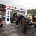 Polacy po raz pierwszy w największym rajdzie oldtimerów Pekin-Paryż